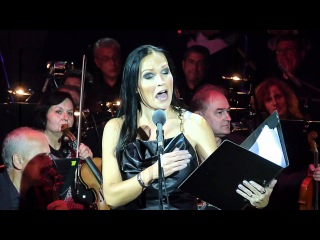 """Tarja Turunen - """"You take my breath away"""" @ Plovdiv -Beauty and the Beat concert with Mike Terrana"""