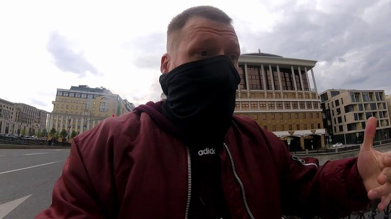 ЭКСКЛЮЗИВ Дымовые шашки у офиса Google в Москве Месть подписчиков за WarGonzo NewsFront AnnaNews