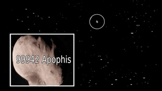 Asteroid Apophis 'God of Chaos' is Accelerating, on Path for Extremely Close Encounter