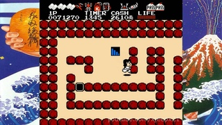 [Famicom Longplay] Ganbare Goemon! Karakuri Douchuu (No Death 1CC) - Real-Time Playthrough by Jeepy