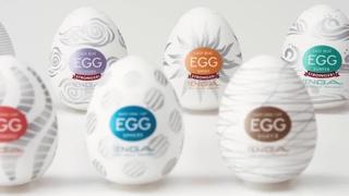 Tenga Egg Masturbator - Regular Strength    - Only the Finest Vibrations!