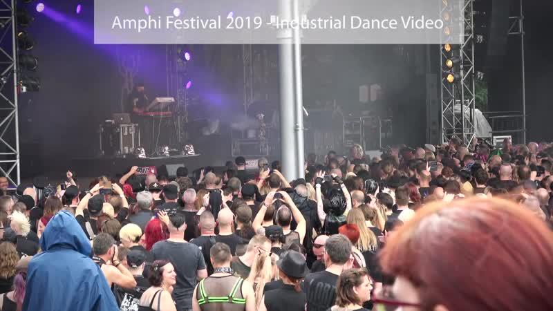 INDUSTRIAL DANCE _ Amphi Festival 2019 _ Ciwana Black ( 1080 X 1920 ).mp4