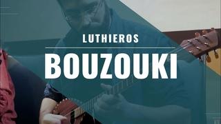 Greek Bouzouki / Μπουζούκι - A Melody played by Vangelis Petriniotis - LUTHIEROS Music Instruments