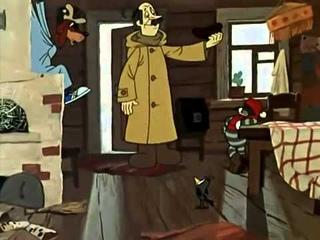 Трое из Простаквашино смотреть советские мультики все серии