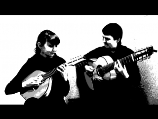"Raiz Latina (Duo) ""Minor Swing"""