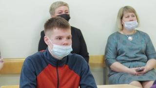 Соликамск с рабочим визитом посетила уполномоченный по правам ребёнка в Пермском крае