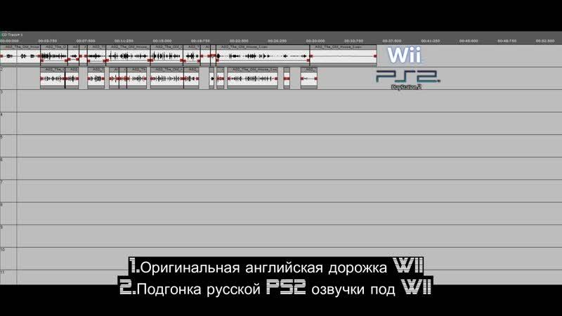 Manhunt 2 Ps2 Wii Rus Audio comparison