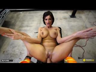 Becky bandini autolady beauty blowjob cumshot boobs busty big tits booty pov autoservice sex porn milf автосервис секс