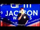 [Фанкам] 171204 Прощальная речь Джексона @ Первый мини-фанмитинг Джексона в ТРЦ APM в Гонконге