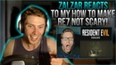 Vapor Reacts 28 Zalzar Reacts to My How to Make Resident Evil 7 Not Scary Reactception
