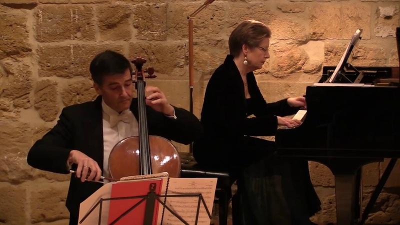 SOLON MICHAELIDES Suite Grecque for Violoncello and Piano