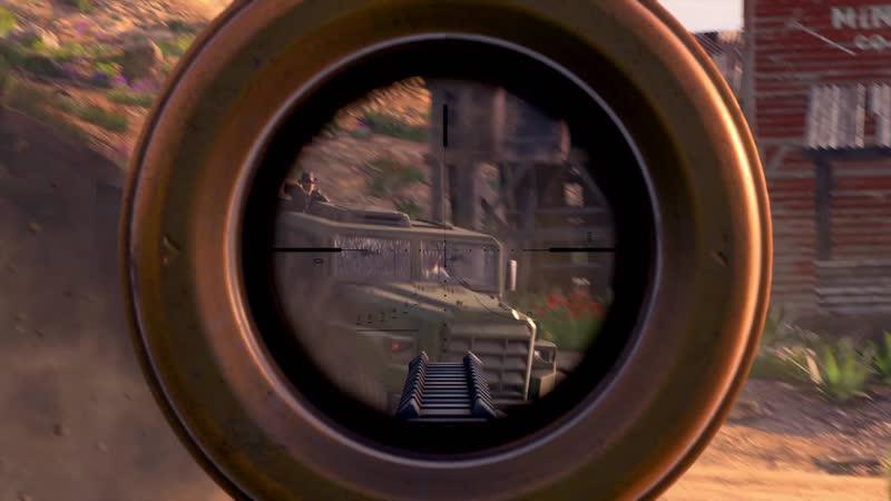 Эй, у нас снайперы сзади! 🤠 Разблокируй «Полдень» катег...