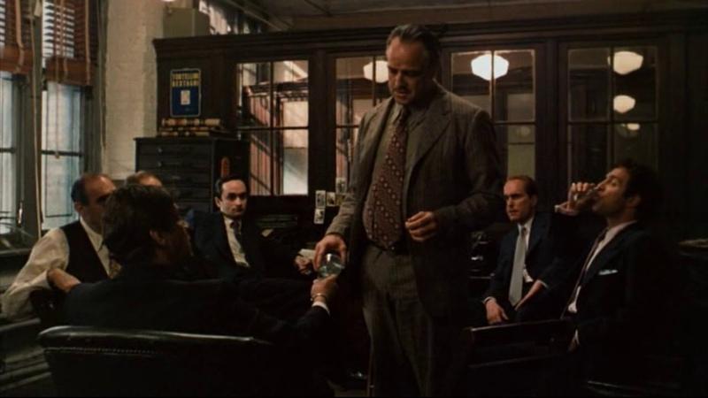 Уроки управления от Дона Корлеоне Никогда не говори чужакам от том, о чем думаешь