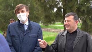 Сергей Кравцов посетил Чеченский педуниверситет