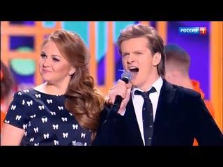 Марина Девятова и Глеб Матвейчук. Необыкновенный Огонек 2019 🎄 Старый Новый год