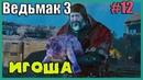 Ведьмак 3 Дикая охота часть 12 Кто такой игоша. Где находятся жена и дочь барона