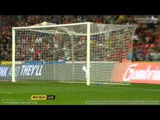 Tomáš Rosický Goal ( Czech Republic 1-1 Armenia ) 06/09/2013