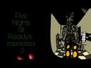 Five Nights at Freddys 3 мультик