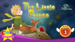 The Little Prince - Fairy tale - English Stories (Reading Books)