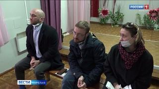 Жители посёлка Сяпся отказываются платить за вывоз мусора