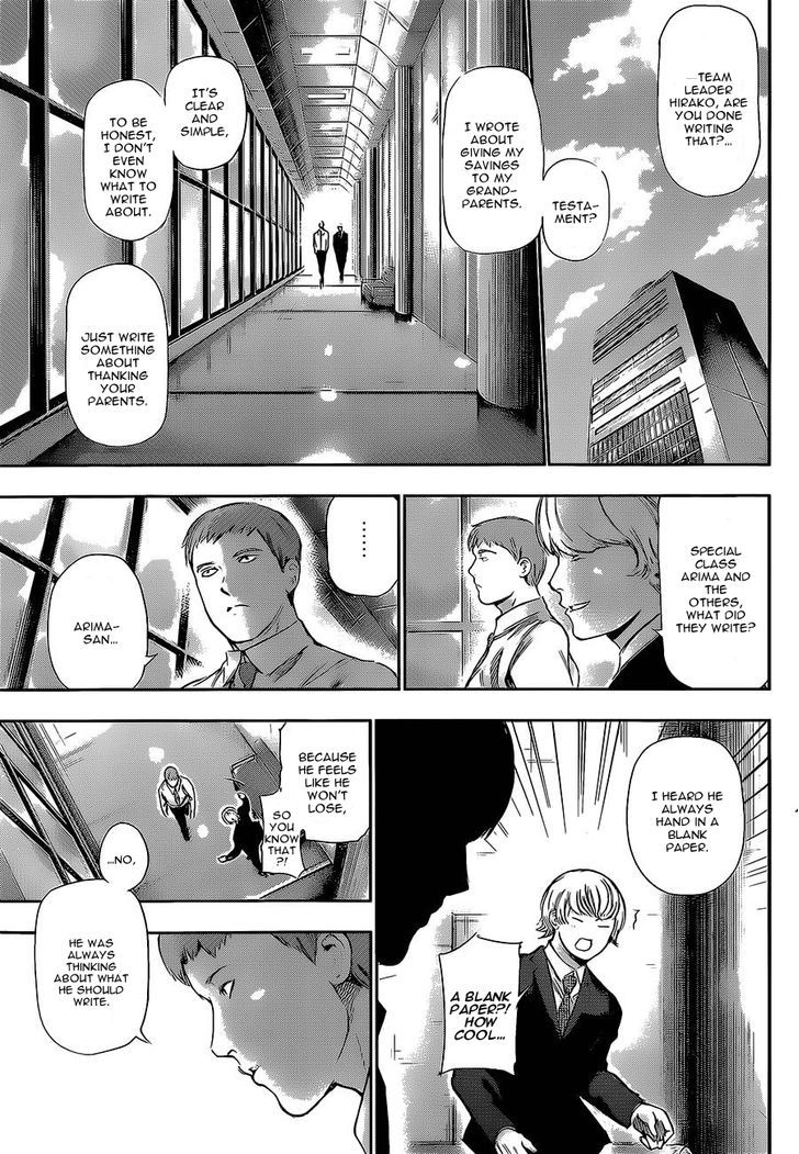 Tokyo Ghoul, Vol.13 Chapter 123 Home Front, image #9
