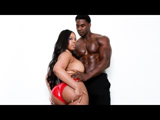 Aryana Adin - Epic Ebony Ass   All Sex Big Tits Ass BBC Blowjob Titty Fuck Doggystyle Cowgirl Porn Порно