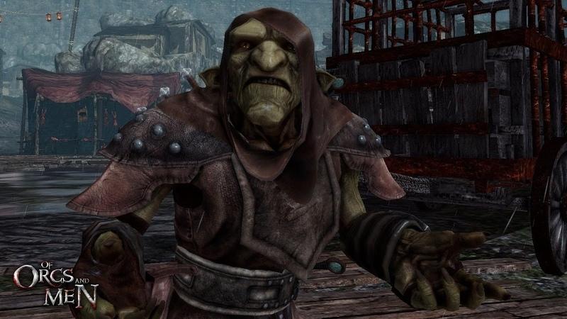 Of Orcs And Men PC По следам инквизиции Rus Stream 3