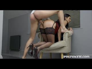Ania kinski - the milf and the waiter[girl, big tits, fake tits, milf,  ass, big dick]