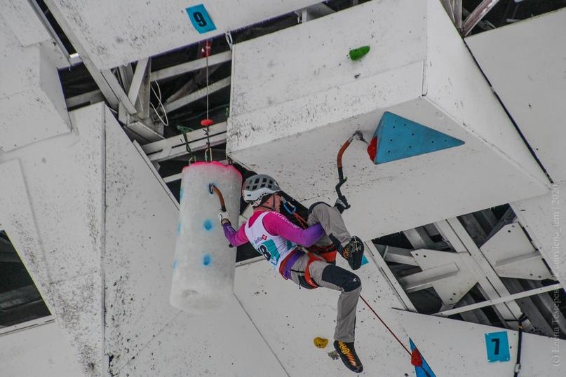 Главные отечественные ледолазные старты сезона финишировали в городе Кирове в минувшие выходные – чемпионат и первенство России по альпинизму. Всем было что доказывать и что терять…, изображение №51