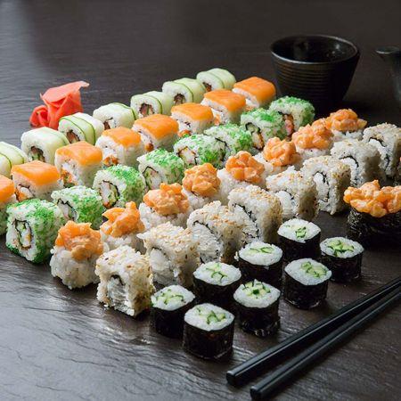 sushi fett