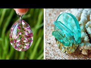 8 MOST Amazing DIY Ideas from Epoxy resin / Fancy resin ideas