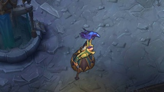 Old Swain dances till he gets reworked :(