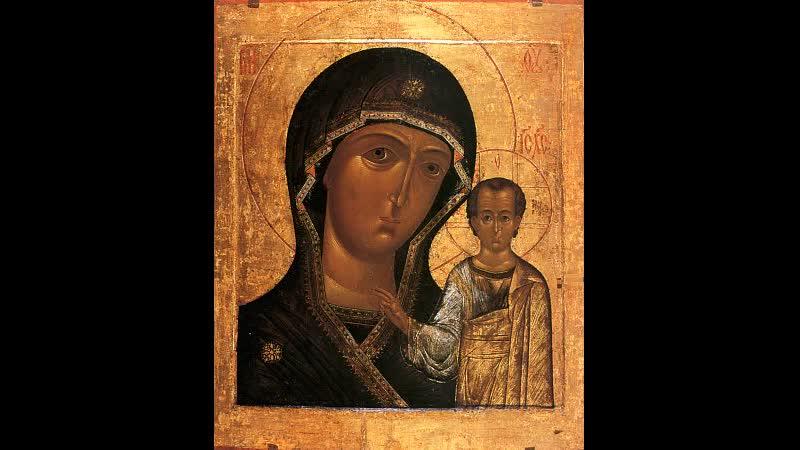 Богородице Дево Византийский распев Поют Дивна Любоевич и хор Мелоди