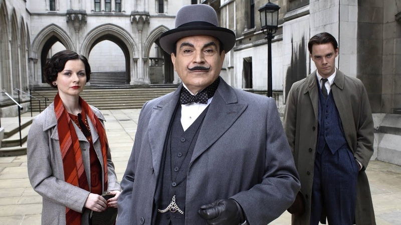 ПУАРО 1 сезон Детектив Великобритания