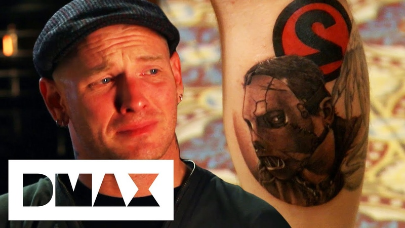 Corey Miller Pays Tribute To Slipknot Member With Portrait Tattoo NY Ink
