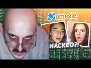 Hacking Into OMEGLE Calls Prank (Hilarious Reactions) Part#6