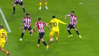 Season 2020/2021. Athletic Bilbao - FC Barcelona (highlights)