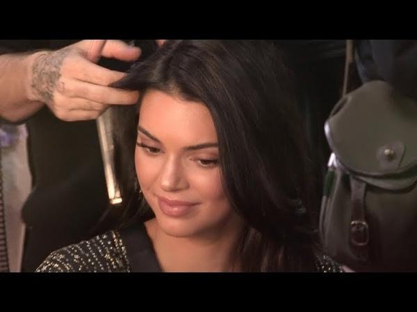 Kendall Jenner Bella Hadid Elsa Hosk and more backstage of Victoria s Secret Fashion Show