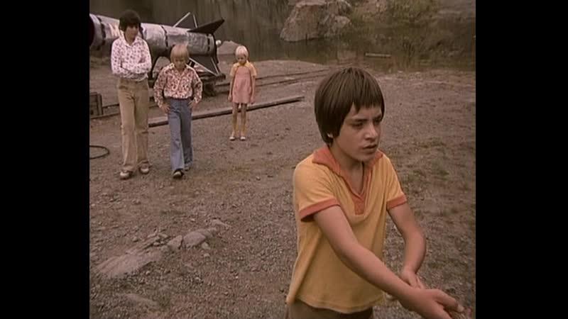 Приключения в каникулы Spadla z oblakov 1978 09 Операция Одуванчик