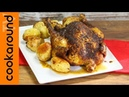 Pollo arrosto con spezie del South-West