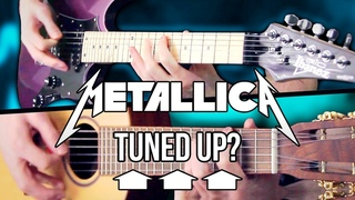 What If Metallica Tuned Up?   Pete Cottrell