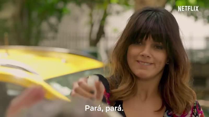 трейлер 1 го сезона Почти счастлив Almost Happy Casi Feliz