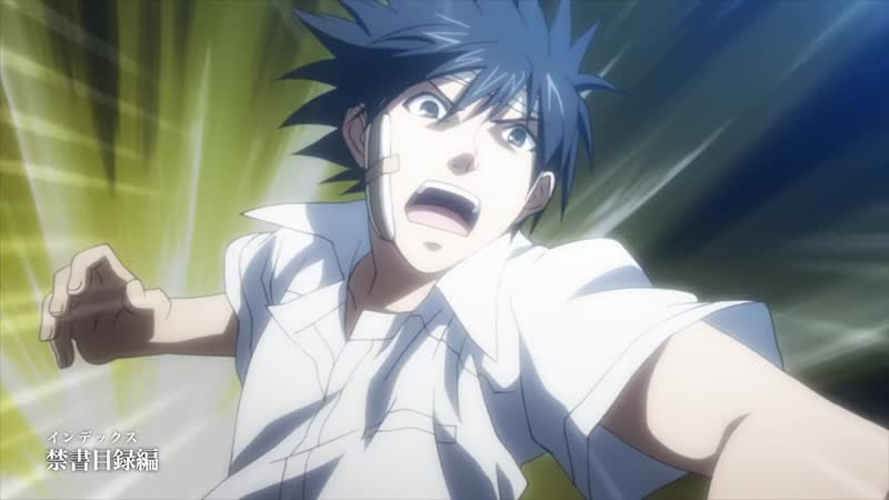 Аниме Toaru Majutsu no Index за 3 минуты