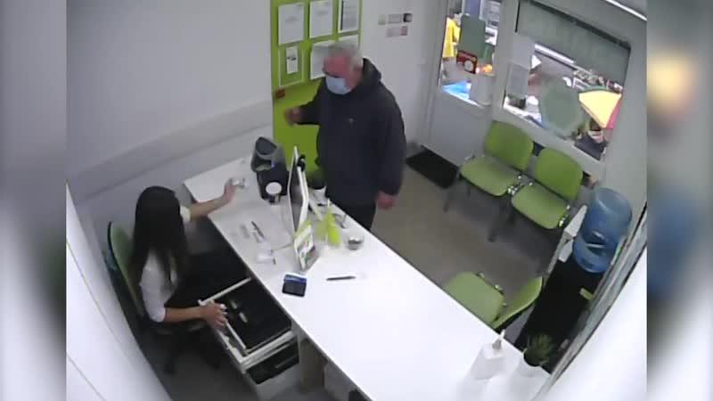 Архангельскими стражами порядка задержан подозреваемый в грабеже