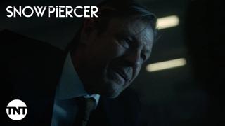 Snowpiercer: Melanie Gets Alex's Help & Wilford Tests Her Loyalty - Season 2, Episode 3 [Clip]   TNT