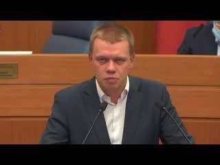 Евгений Ступин сказал единороссам всё, что о них думает народ [NR]