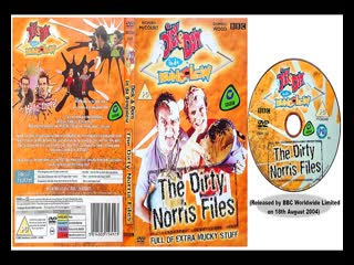 Dick and Dom in da Bungalow - The Dirty Norris Files (BBCDVD 1569) 2004 UK DVD