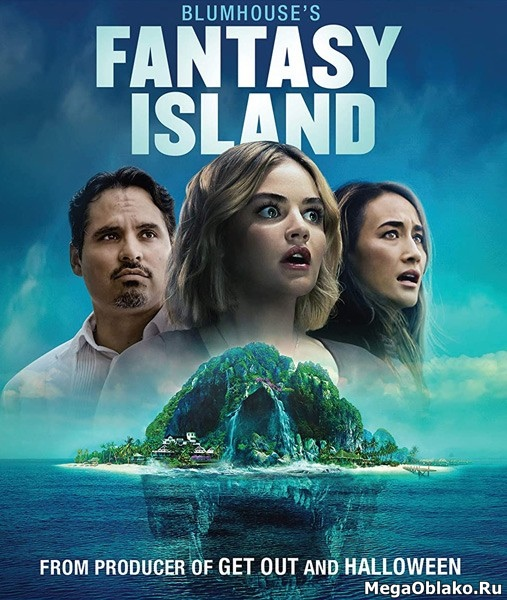 Остров фантазий [Расширенная версия] / Fantasy Island [UNRATED] (2020/WEB-DL/WEB-DLRip)