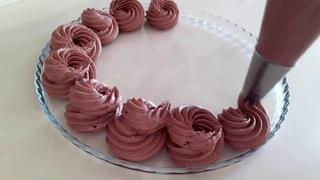 Шоколадный Крем Чиз. Рецепт крема для Торта из Шоколада и творожного сыра!