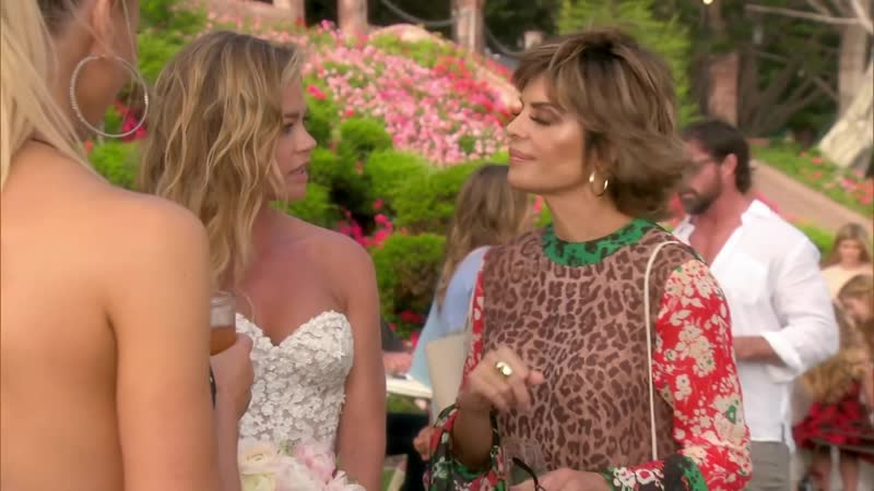 Denise Richards Lisa Rinna Dated the Same Actor at the Same Time ¦ RHOBH ¦ Bravo